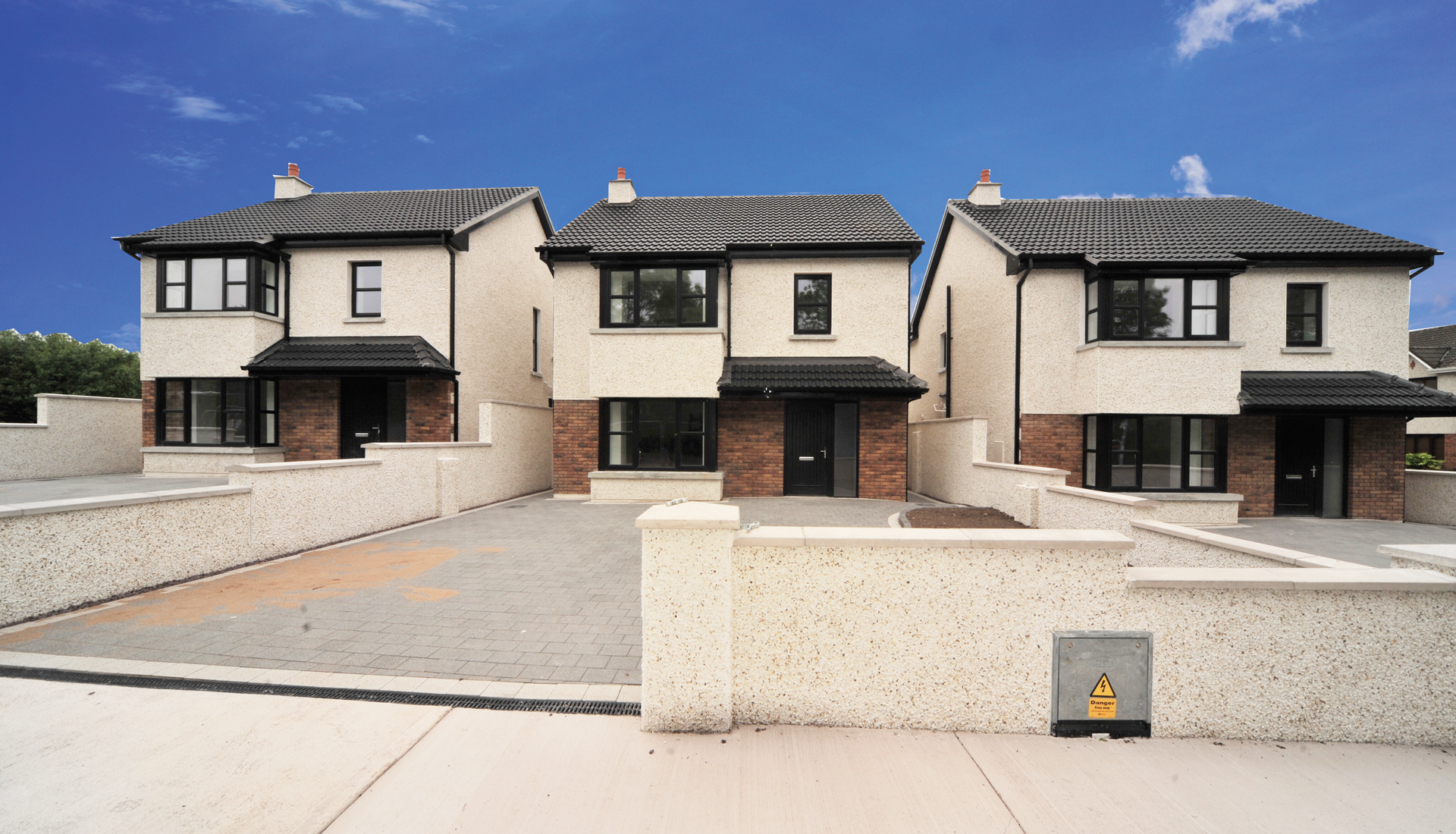 4 bed detached Luxury A-rated homes